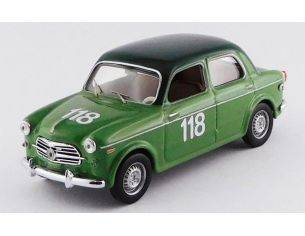 Rio RI4531 FIAT 1100/103 TV N.118 55th (WINN.CLASS) MM 1955 MANDRINI-BERTASSI 1:43 Modellino