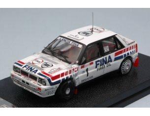 Vitesse VE42420 LANCIA DELTA INTEGRALE N.1 2nd R.DE FRANCE 1991 D.AURIOL-B.OCCELLI 1:43 Modellino