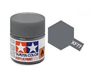 Tamiya XF-77 Lin Grey Sasebo Arsenal Acrilyc Color per modellismo