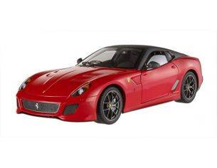 Hot Wheels Elite T6925 FERRARI 599 GTO ROSSA RED 1:18 Modellino