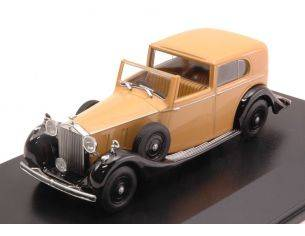 Oxford OXF43RRP3002 ROLLS ROYCE PHANTOM III SDV H.J.MULLINER LIGHT BROWN/BLACK 1:43 Modellino