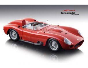 Tecnomodel TMD1845E MASERATI 450S 1957 PRESS VERSION RED 1:18 Modellino