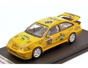 Trofeu TFGRB07 FORD SIERRA RS500 LOUSADA 1992 N.102 BJORN SKOGSTADT 1:43 Modellino