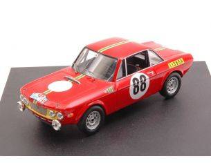 Trofeu TFMNP207 LANCIA FULVIA HF N.88 EXCLUDED TAP PORTUGAL 1969 T.FALL-H.LIDDON 1:43 Modellino