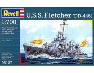 Revell 5896 JEANNE D'ARC 1:1200 Kit Militari Modellino