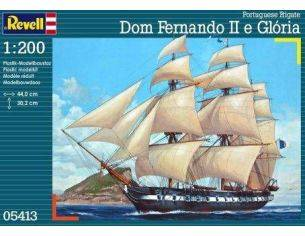 Revell 05604 CONFEDERATE WARSHIPS ALABAMA 1:96 Kit Navi Modellino