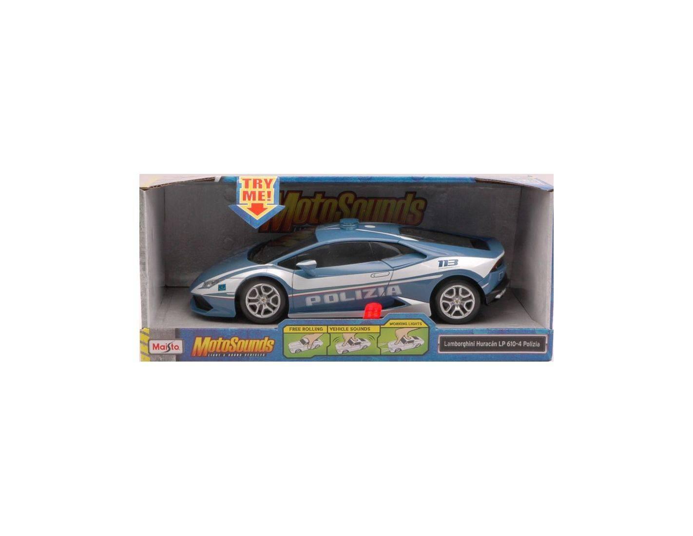 Auto 1 24 Maisto Mi81723 Lamborghini Huracan Lp 610 4