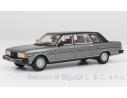 Neo Scale Models NEO47080 PEUGEOT 604 LONG VERSION LIMOUSINE GREY 1981 1:43 Modellino