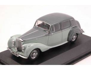 Oxford OXFBN6005 BENTLEY MK VI 1946 DARK GREY/LIGHT GREY 1:43 Modellino