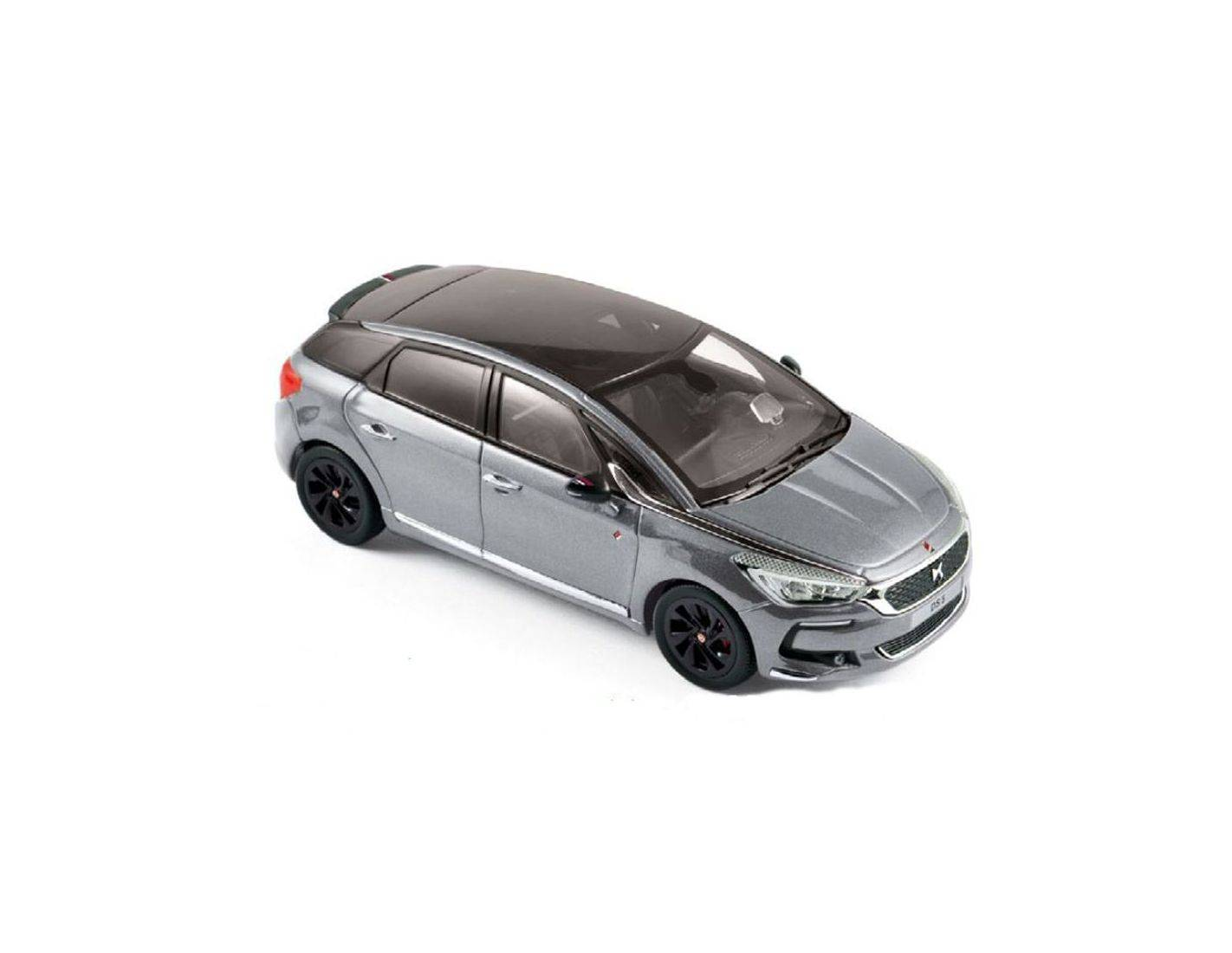 Norev NV155576 CITROEN DS 5 PERFORMANCE LINE 2016 PLATINIUM GREY 1:43 Modellino