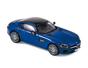 Norev NV351348 MERCEDES AMG GT S 2015 BLUE METALLIC 1:43 Modellino