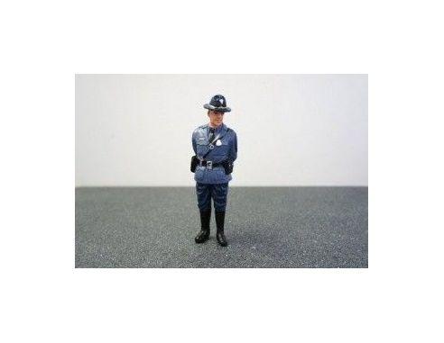 American Diorama 16160 STATE TROOPER CRAIG 1/24 Modellino