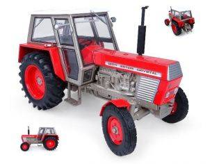 Universal Hobbies UH4984 ZETOR CRYSTAL 12011 2WD RED 1:32 Modellino