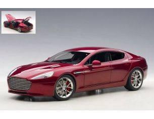Auto Art / Gateway AA70257 ASTON MARTIN RAPIDE S 2015 RED 1:18 Modellino