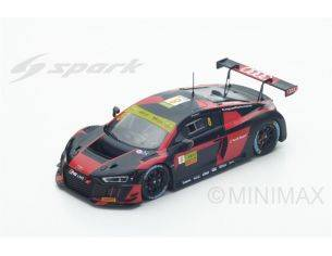 Spark Model S43MC16 AUDI R8 N.8 WINNER MACAU GT WORLD CUP 2016 L.VANTHOOR 1:43 Modellino