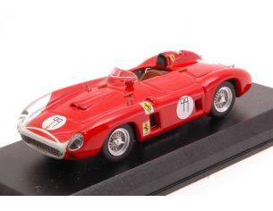 Art Model AM0369 FERRARI 860 MONZA N.99 2nd BRIDGEHAMPTON 1958 B.GROSSMAN 1:43 Modellino