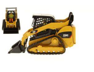 Diecast Master DM85226 CAT 299C COMPACT TRACK LOADER 1:32 Modellino