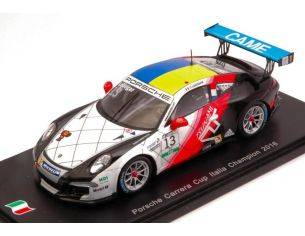 Spark Model SI005 PORSCHE 991 GT3 R N.13 PCC ITALIA CHAMPION 2016 C.LEDOGAR LIM.300 1:43 Modellino