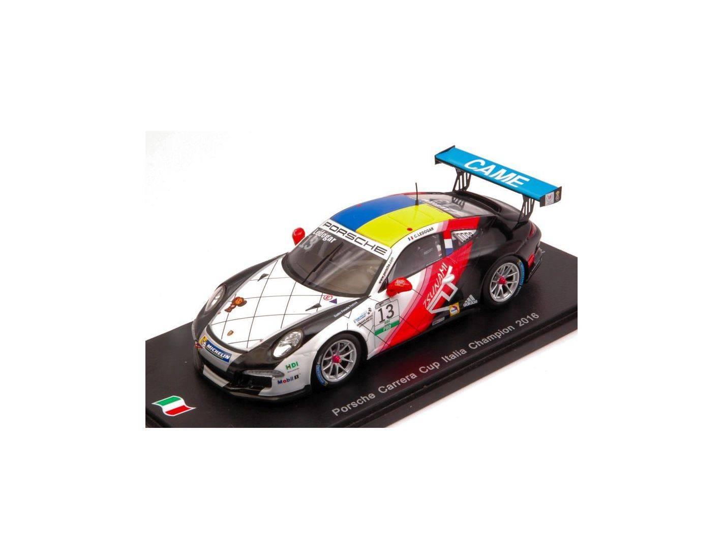 Model Gt3 R Champion 13 2016 N Si005 Pcc Spark C Italia Porsche 991 4j5q3ARL