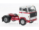 Ixo model TR004 VOLVO F88 1970 WHITE/RED 1:43 Modellino