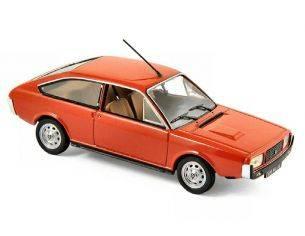 Norev NV511504 RENAULT 15 TL 1976 RED 1:43 Modellino