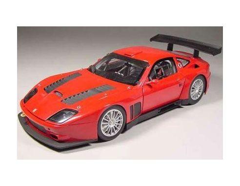 KYOSHO 08391A FERRARI 575 GTC 2004 RARA 1:18 Modellino