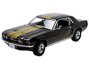 Greenlight 12897 1967 FORD MUSTANG COUPE' 1:18 Modellino