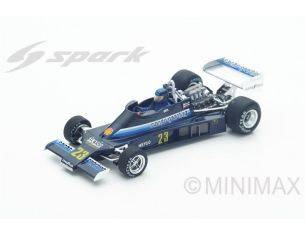 Spark Model S4814 ENSIGN N177 H.ERTL 1978 N.23 11th GERMAN GP 1:43 Modellino