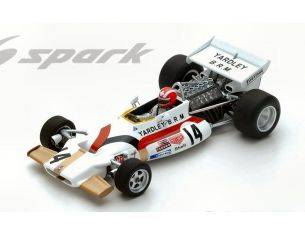 Spark Model S5274 BRM P160 JO SIFFERT 1971 N.14 RETIRED MONACO GP 1:43 Modellino