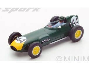 Spark Model S5341 LOTUS 16 B.HALFORD 1959 N.44 COLLISION MONACO GP 1:43 Modellino