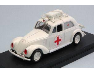 Rio RI4545 FIAT 1500 AMBULANZA 1936 1:43 Modellino