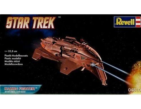 REVELL 04810 STAR TREK KAZON FIGHTER  33,8 CM KIT Modellino