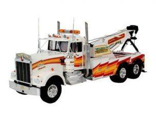 REVELL 07402 KENWORTH W900 WRECKER 1:25 KIT Modellino