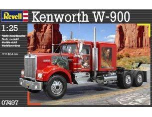 REVELL 07555 BUSSING 8000 S13 1:24 KIT Modellino