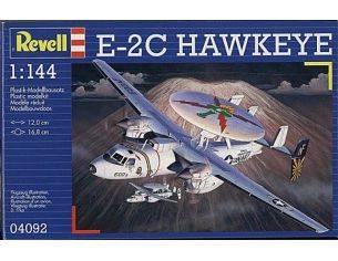 REVELL 04092 E-2C HAWKEYE 1:144 KIT Modellino
