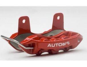 Auto Art / Gateway AA40259 PINZA FRENO PORTA BIGLIETTI RED Modellino