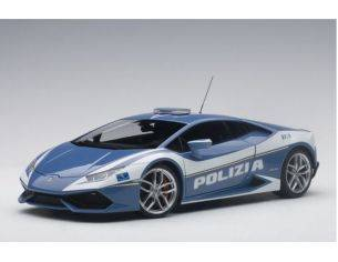 Auto Art / Gateway AA74609 LAMBORGHINI HURACAN LP610-4 2014 POLSTRADA 1:18 Modellino