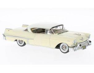 Neo Scale Models NEO49543 CADILLAC SERIES 62 HARDTOP COUPE' BEIGE 1957 1:43 Modellino