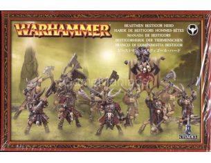 Games Workshop Warhammer 81-10 BRANCO DI BESTIGOR Personaggi Citadel