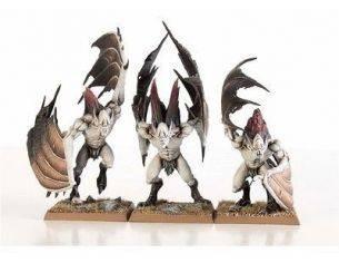 Games Workshop Warhammer 91-13 ORRORI DELLE CRIPTE DEI CONTI VAMPIRO Personaggi
