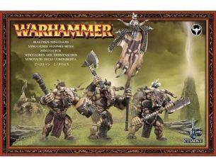 Games Workshop Warhammer 81-11 MINOTAURI DEGLI UOMINIBESTIA Personaggi