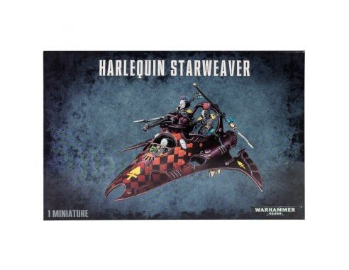 Games Workshop Warhammer 58-12 HARLEQUIN STARWEAVER Personaggi Modellino