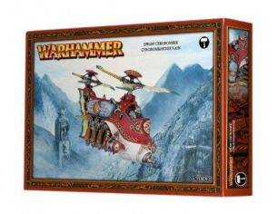 Games Workshop Warhammer 84-13 DWARF GYROBOMBER Personaggi