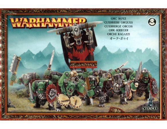 Games Workshop Warhammer 89-06 ORCHI RAGAZZI Personaggi