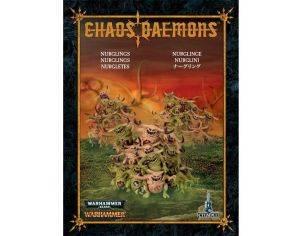 Games Workshop Warhammer 97-18 NURGLINI Personaggi