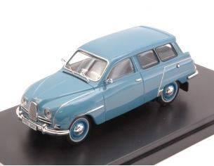 Protar PRXD451 SAAB 95 BLUE 1:43 Modellino