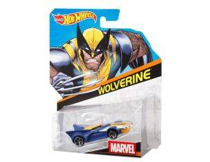 Hot Wheels HWBDM81 WOLVERINE CAR MARVEL BLISTER 1:64 Modellino