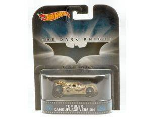 Hot Wheels HWCFR16 TUMBLER CAMOUFLAGE VERSION BATMAN THE DARK KNIGHT 1:64 Modellino