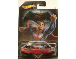 Hot Wheels HWDJL47C COVELIGHT BATMAN V SUPERMAN 1:64 Modellino
