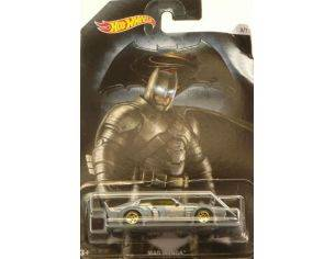 Hot Wheels HWDJL47MA MAD MANGA BATMAN V SUPERMAN 1:64 Modellino